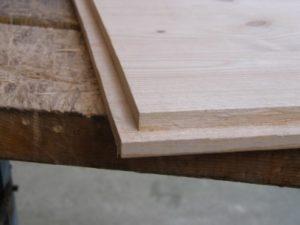 図5. レンジラック板製作